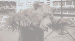 bear suit actor impersonator