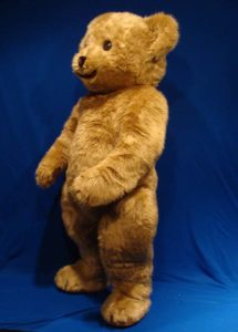 jointed steiff teddy puppet