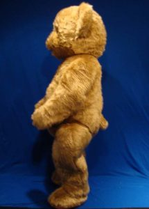 jointed steiff teddy mascot
