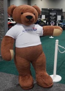 Professional Inflatable Teddy Bear Mascot