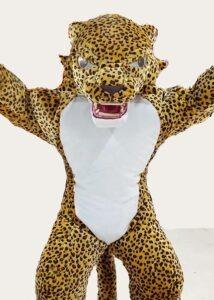 Professional Leopard Suit Costume