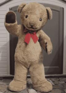 steiff teddy costume