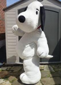 chubby beagle costume