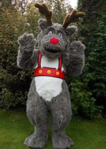 unique reindeer costume