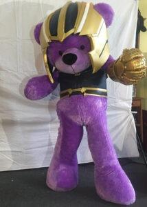 giant teddy bear suit