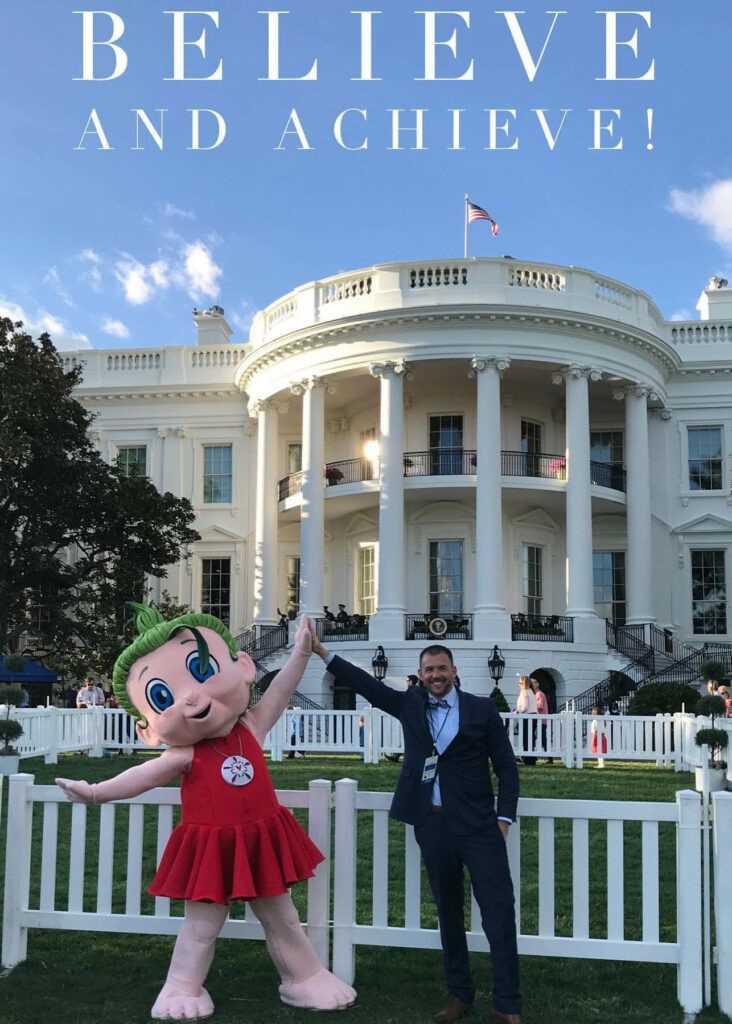 White House Easter Egg Roll Mascot