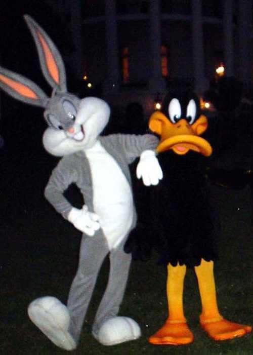 Bugs Bunny White House Easter Egg Roll